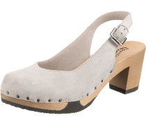 Vicki Klassische Sandaletten hellbeige