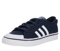 Sneaker 'Nizza' navy / weiß