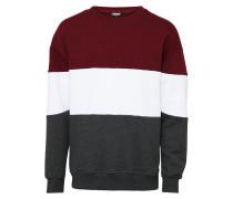 Sweatshirt '3-Tone Oversize Crewneck'
