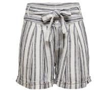 Shorts 'Alfina' offwhite / graphit