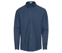 Hemd 'M. Ben Washed Poplin Shirt'