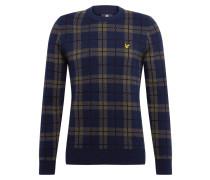 Pullover 'Jumper ' oliv / navy
