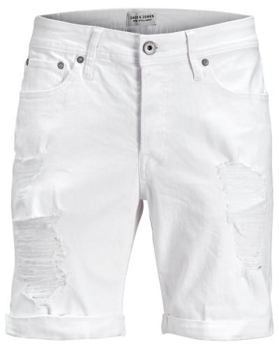 Jeansshorts 'rick Original' weiß