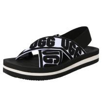 f854d9f7090457 Sandale  Marmont Graphic  schwarz. UGG