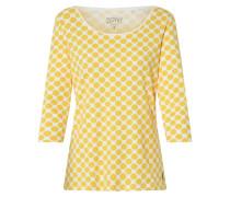 Shirt 'core Ocs' weiß / gelb