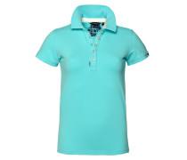 Poloshirt 'Shore Polo' türkis