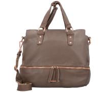 Handtasche 'Zippy Zappy' Leder 30 cm
