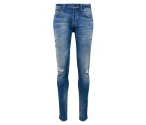 Jeans 'bolt Baltic' blue denim