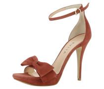 Sandalette 'Valeria' rostbraun