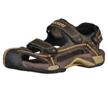 Sandalen schoko