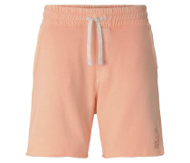 Hosen & Chino Sweat-Shorts im Washed-Look