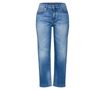 Jeans 'pass' blue denim