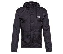 Jacke 'Seasonal Mountain' schwarz