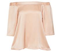 Off-Shoulder Bluse 'Hanna' rosa