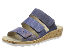 Sandalen blue denim
