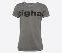 T-Shirt 'logo Msn' grau