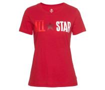 Shirt 'all Star Remix Tee' rot