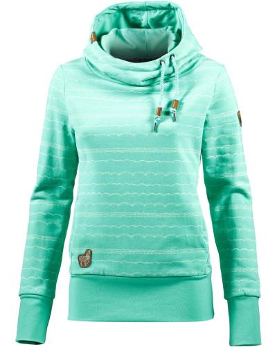 'yoda Stripes' Sweatshirt mint