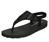 Sandale 'meditation' schwarz