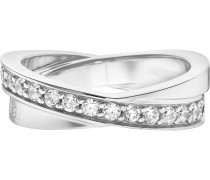 Ring 'Wrapping II' silber