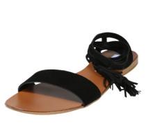 Sandalette 'Kapri' schwarz
