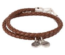 Armband 'Alucy' braun