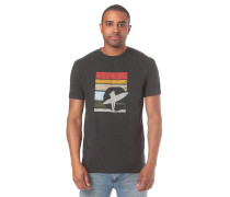 Endless Summer T-Shirt schwarz