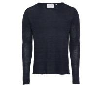Pullover 'nikos Knit' dunkelblau