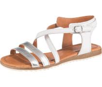 Sandale 'Mila' weiß