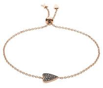 Armband 'jf03089791' rosegold / schwarz
