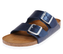 Sandale 'Arizona schmal' blau