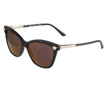 Casual Sonnenbrille schwarz