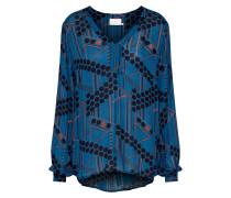 Bluse 'Amaria' dunkelblau