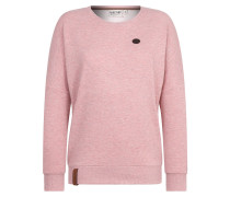 Sweater '2 Stunden Sikis Sport' rosa