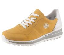 Sneaker '' weiß / gelb