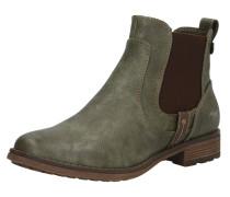 Chelsea Boot braun / oliv