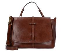'Dalston' Handtasche - 37 cm braun