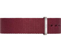 Uhrenarmband rotviolett