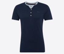 T-Shirt 'sg-088Ee2K008' navy / hellgrau