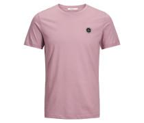 Urbanes T-Shirt lila