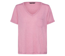 Shirt 'vmlea LUA SS V-Neck TOP JRS Lcs'