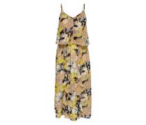 Kleid zitronengelb / mischfarben