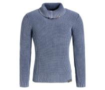 Pullover 'tilden' blau