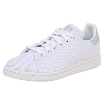 Sneaker 'stan Smith' mint / weiß