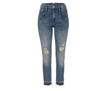 Jeans 'pitch Mom' blue denim