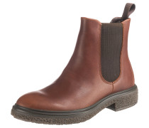 Chelsea Boots 'Crepetray Hybrid L' braun