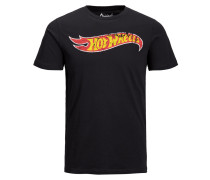 Hot Wheels T-Shirt schwarz