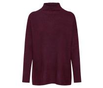 Pullover mischfarben / bordeaux