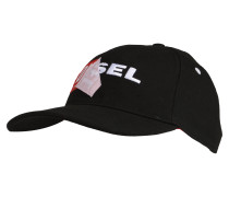 Basecap 'cakerym Hat' schwarz