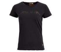 Shirt ' Larees Logo ' schwarz